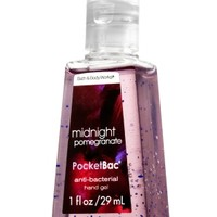 Pocketbac Sanitizing Hand Gel Midnight Pomegranate