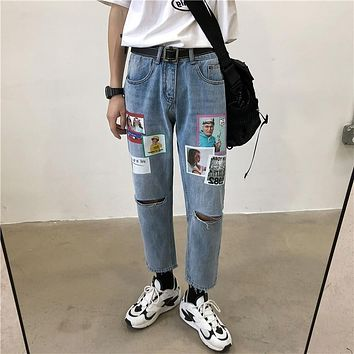 1982 Patchwork Photography Jean
