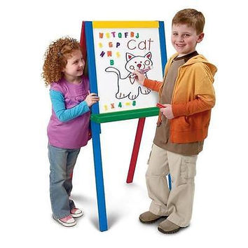 Crayola 3-In-1 Magnetic Wood Easel
