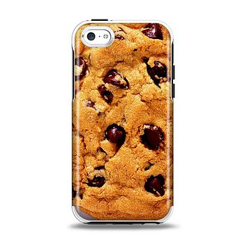 The Chocolate Chip Cookie Apple iPhone 5c Otterbox Symmetry Case Skin Set