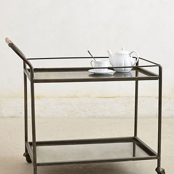 Mercury Bar Cart