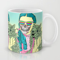 Lsd  horror party Mug by DIVIDUS