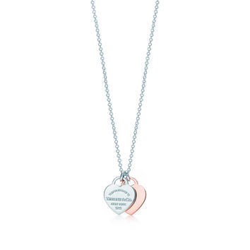 Tiffany & Co. - Return to Tiffany®:Double Heart Pendant