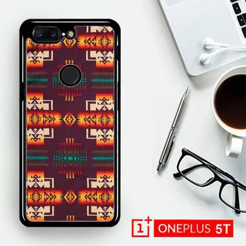Pendleton Maroon Chief X5090  OnePLus 5T / One Plus 5T Case