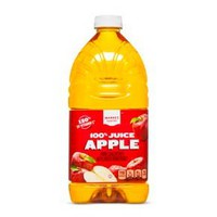 100% Apple Juice 64 oz - Market Pantry™