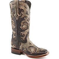 Lucchese Since 1883 Horseman Scarlett Boots - Tobacco