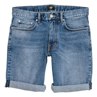 H&M Denim Shorts $24.99