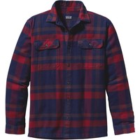 Patagonia Men's Fjord Flannel Shirt - Men's Tops - Men's Clothing - Clothing - Bivouac Online Store