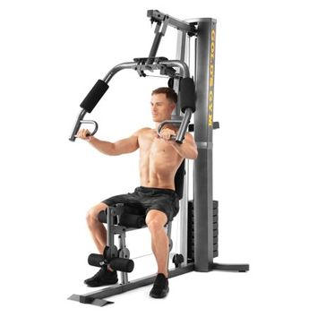 Gold's Gym XRS 50 Home Gym with High and Low Pulley System - Walmart.com