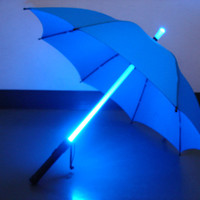 Glow Umbrella - Blade Runner Style