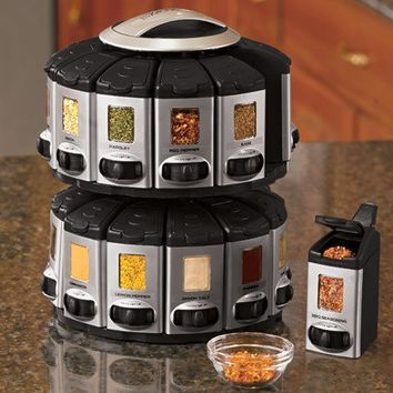 Auto Measure Spice Racks - Fresh Finds - Sale & Clearance > Kitchen Sale