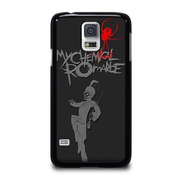 my chemical romance black parade 2 samsung galaxy s5 case cover  number 1