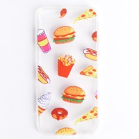 iPhone 6 Case Fast Food