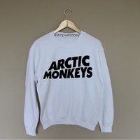 Arctic Monkeys - White