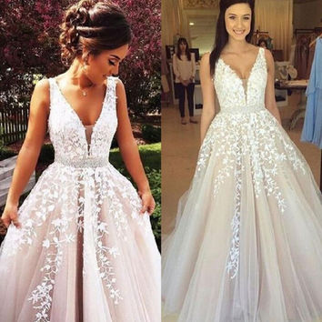 Formal Evening Party Gown Pageant Dress
