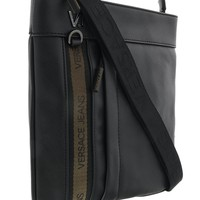 Versace EE1YQBB08 E899 Black Messenger Bag