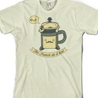 Natural T-Shirt | Cute Coffee Shirts