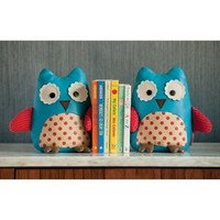 Skip Hop Zoo Toddler Bookends - Owl
