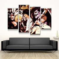 Death Note Canvas Set