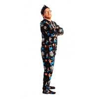 WWE Rey Mysterio Footed Pajamas