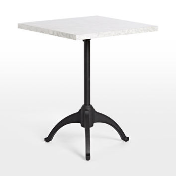 Grove Marble Square Bistro Table