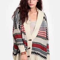 Oregon Trail Fair Isle Cardigan - shop autumn lush