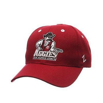 Licensed New Mexico State Aggies Official NCAA Competitor Adjustable Hat Cap by Zephyr KO_19_1