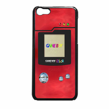Retro Nintendo Gameboy Pokedex Pokeball Iphone 5C Case