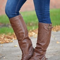 Outlaw Boots ~ Tan