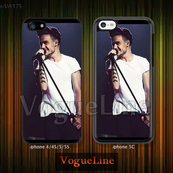 1D iPhone 5 case iPhone 5c case iPhone 5s case iPhone 4 case iPhone 4s case, liam payne one direction --VA175