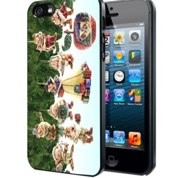 Snow White and Seven Dwarves Christmas Samsung Galaxy S3 S4 S5 S6 S6 Edge (Mini) Note 2 4 , LG G2 G3, HTC One X S M7 M8 M9 ,Sony Experia Z1 Z2 Case