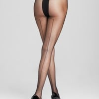 Alice + Olivia by Pretty Polly Back Seam Tights