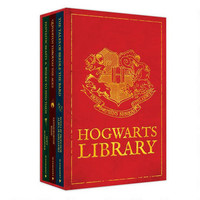 The Hogwarts Library Boxed Set Featuring Fantastic Beasts and Where to Find Them |