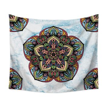 Giant Flower Tapestry