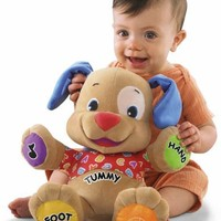 Fisher-Price Laugh & Learn Love to Play Puppy | www.deviazon.com