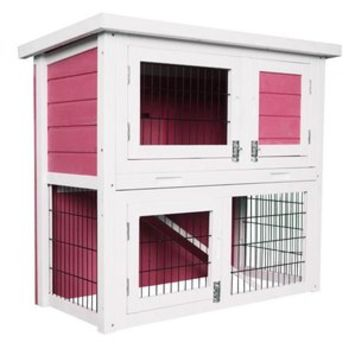 Newacme LLC Lovupet Chicken Coop and Rabbit Hutch | Wayfair