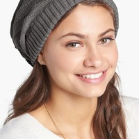 Amici Accessories Slouchy Knit Beanie (Juniors) (Online Only)