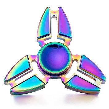 Colorful UFO Spinner
