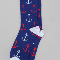 Anchor Sock