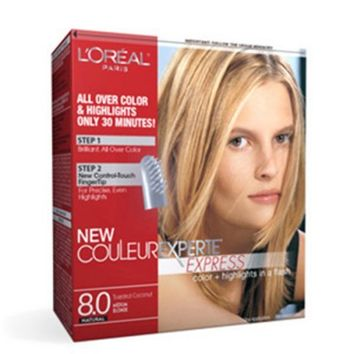 Buy L'Oreal Paris Couleur Experte Toasted Coconut #8.0 Online in Canada | Free Shipping