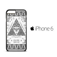 Legend of Zelda Kingdom X1234 iPhone 6 Case