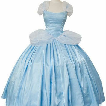 Cinderella Version M Park Style Gown Dress Custom Made