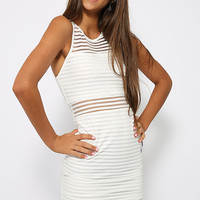 Vanilla Angel Dress - White