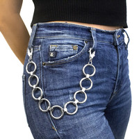 Chain Mail Pocket Chain