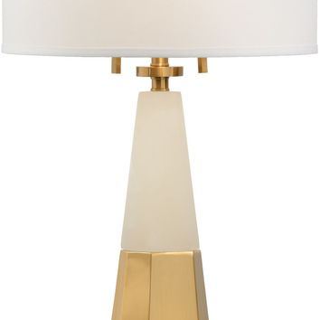 Winfield Lamp - Alabaster