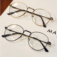 Rack Vintage Metal Mirror Glasses [9390660940]