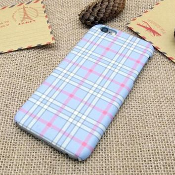 Original Chic Grid iPhone 5se 5s 6 6s Plus Case Cover + Nice Gift Box 282-170928