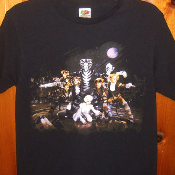 Vintage 1981 Cats the Musical T shirt