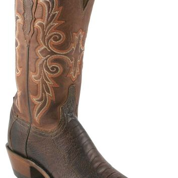 Lucchese Heritage Womens with Mague Stitch Pattern N4064