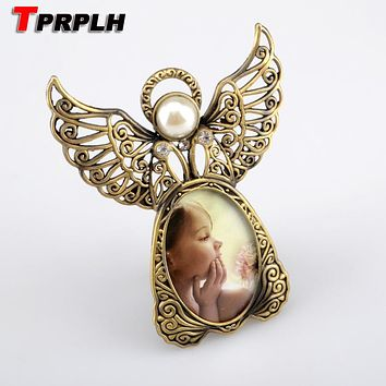 Christmas Gift Angel Photo Frame
